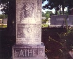 Grave Marker for William Dozier Thornton at Unity Hill Cemetery Located in Ballplay, Alabama 2 by Rayford B. Taylor