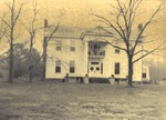 Exterior of Woods-Crook-Tredaway House Located at 517 North Pelham Road in Jacksonville, Alabama 8 by Rayford B. Taylor