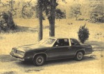 1980s Oldsmobile Cutlass Supreme by Rayford B. Taylor