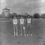 Broad Jump, 1971-1972 Track Team by Opal R. Lovett