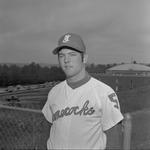 Benny Bunn, 1971-1972 Baseball Player by Opal R. Lovett