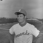 Charles Maniscalco, 1971-1972 Baseball Player 2 by Opal R. Lovett