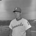 Barney Wilson, 1971-1972 Baseball Player by Opal R. Lovett