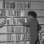 Houston Cole Library, 1972-1973 Scenes 1 by Opal R. Lovett