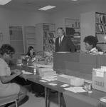 Houston Cole Library, 1972-1973 Scenes 2 by Opal R. Lovett