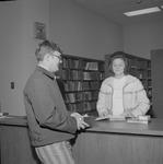 Houston Cole Library, 1972-1973 Scenes 3 by Opal R. Lovett