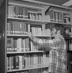 Houston Cole Library, 1972-1973 Scenes 4 by Opal R. Lovett