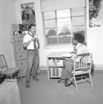 Home and Dorm Life, 1972-1973 Campus Scenes 8 by Opal R. Lovett