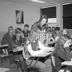 High School Instruction, 1972-1973 Scenes 1 by Opal R. Lovett