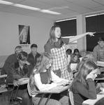 High School Instruction, 1972-1973 Scenes 2 by Opal R. Lovett
