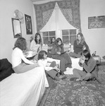 Home and Dorm Life, 1972-1973 Campus Scenes 9 by Opal R. Lovett