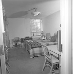 Home and Dorm Life, 1972-1973 Campus Scenes 10 by Opal R. Lovett