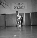 Charles Nunn, 1971-1972 Basketball Player 2 by Opal R. Lovett