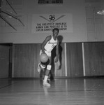 Charles Nunn, 1971-1972 Basketball Player 3 by Opal R. Lovett