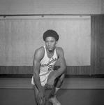 Billy Almon, 1971-1972 Basketball Player 3 by Opal R. Lovett
