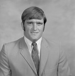 Bill Glover, 1972-1973 Football Player by Opal R. Lovett