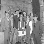 1970-1971 Sophomore Class Officers 2 by Opal R. Lovett