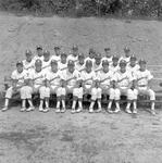 1970 Baseball Team 2 by Opal R. Lovett