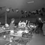 American Red Cross, 1971-1972 Blood Drive 1 by Opal R. Lovett