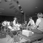American Red Cross, 1971-1972 Blood Drive 2 by Opal R. Lovett
