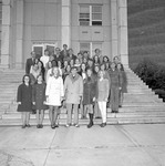 Baptist Student Union, 1971-1972 Members 2 by Opal R. Lovett