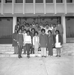 Black Student Union, 1971-1972 Members 1 by Opal R. Lovett