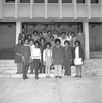 Black Student Union, 1971-1972 Members 2 by Opal R. Lovett