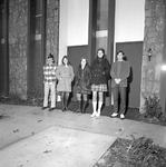 Catholic Student Association, 1971-1972 Members 1 by Opal R. Lovett