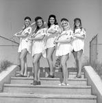 Bat Girls, 1972 Baseball 6 by Opal R. Lovett