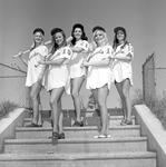 Bat Girls, 1972 Baseball 7 by Opal R. Lovett