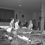 American Red Cross, Summer 1972 Blood Drive 1 by Opal R. Lovett