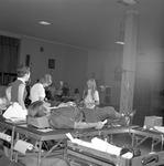 American Red Cross, Summer 1972 Blood Drive 2 by Opal R. Lovett