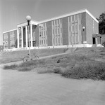 Brewer Hall, Exterior View 8 by Opal R. Lovett
