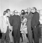 Catholic Student Association, 1972 Visit from Bishop Joseph Vath 2 by Opal R. Lovett