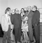 Catholic Student Association, 1972 Visit from Bishop Joseph Vath 3 by Opal R. Lovett