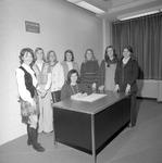 Home Economics Club, 1972-1973 Members 1 by Opal R. Lovett