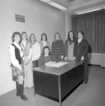 Home Economics Club, 1972-1973 Members 2 by Opal R. Lovett