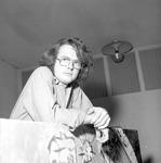 Bill Page, 1972-1973 Art Faculty 1 by Opal R. Lovett