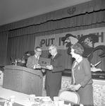 Alumni Banquet, 1970 Homecoming 14 by Opal R. Lovett