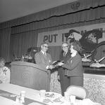 Alumni Banquet, 1970 Homecoming 16 by Opal R. Lovett