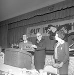Alumni Banquet, 1970 Homecoming 17 by Opal R. Lovett