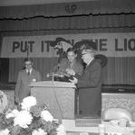 Alumni Banquet, 1970 Homecoming 22 by Opal R. Lovett