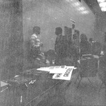 1972 Career Day in Student Commons Auditorium 1 by Opal R. Lovett