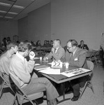 1972 Career Day in Student Commons Auditorium 3 by Opal R. Lovett