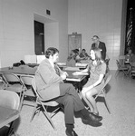 1972 Career Day in Student Commons Auditorium 5 by Opal R. Lovett
