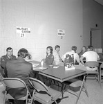 1972 Career Day in Student Commons Auditorium 6 by Opal R. Lovett