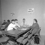 1972 Career Day in Student Commons Auditorium 8 by Opal R. Lovett