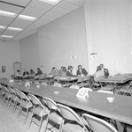 1972 Career Day in Student Commons Auditorium 12 by Opal R. Lovett