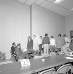 1972 Career Day in Student Commons Auditorium 13 by Opal R. Lovett