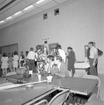 1972 Career Day in Student Commons Auditorium 16 by Opal R. Lovett